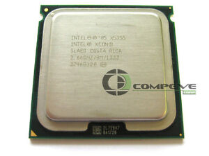 Intel Xeon X5355 CPU Quad-Core 2.66GHz//8M//1333 Socket LGA771 Processor