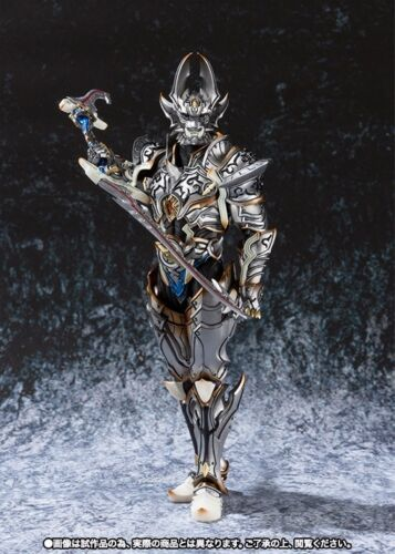 Makai Kadou Garo SILVER FANGED KNIGHT Action Figure BANDAI NEW Japan New Ver