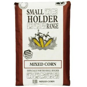 Allen & Page Mixed Corn/Super Mixed Corn 5kg/20kg Poultry/Smallholder