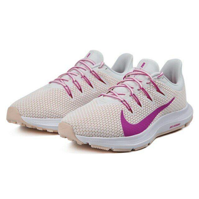 NIKE Quest 2 Femmes Chaussures De Tennis Sneaker ci3803-102 Sport Courir Gym Neuf 36