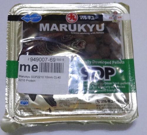 2,064 Euro// 100 gr. 1Päck.Boilie Marukyu 10mm.Protein oder Nori.140gr.