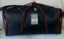 BLACK  X LARGE HOLDALL [ EXTREME SPORTS BAG ] DUFFLE BAG /GYM BAG