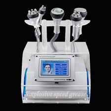 USA 5 in 1 Cavitation Vacuum Bipolar RF Slim Fat Loss Facial Beauty Shape