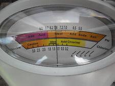 Chlor + pH Messgerät  Wassertester pH Meter Schwimmbad pool Schwimmbecken Tester
