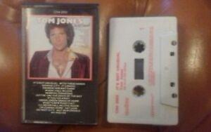 TOM-JONES-It-039-s-Not-Unusual-cassette