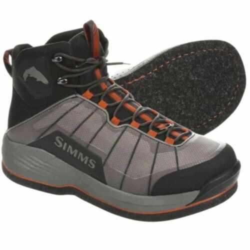 Felt Soled Simms Flyweight Boot Wading Boot
