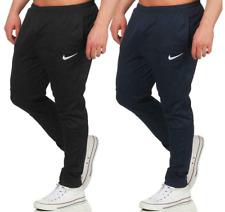 Nike Herren Jogginghosen - Dri-Fit Poly Schwarz Dunkelblau