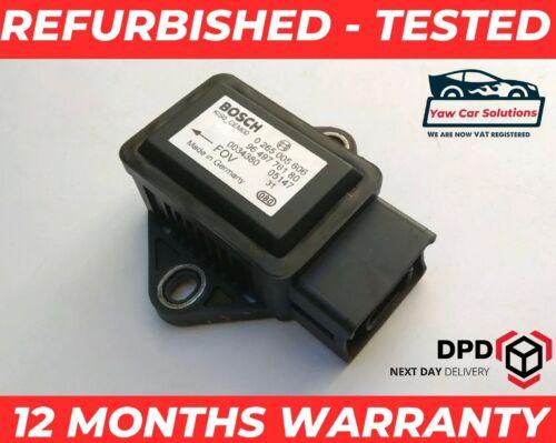 454917 Peugeot 307 606 CITROEN C4 Capteur de vitesse angulaire en lacet 9649776180-0265005606