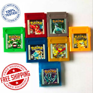 FULL-Pokemon-Series-16-Bit-Video-Game-Console-Card-for-Nintendo-GBC-Classic