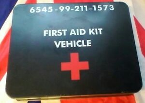 old military vehicle first aid kit ebay