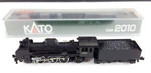 KATO-2010-C58-JNR-2-6-2-Steam-Locomotive-C58321-N-Scale