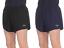 THE ZONE Z121 Mens Boys Gymnastics Shorts Gym Gymnast Dance Black Navy or Red