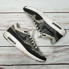 e7474e3053635 item 2 Nike Air Max 1 Ultra Flyknit Oreo White Black Sz 12.5 Running Shoes  843384 100 -Nike Air Max 1 Ultra Flyknit Oreo White Black Sz 12.5 Running  Shoes ...