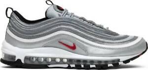 air max 97 silver argento