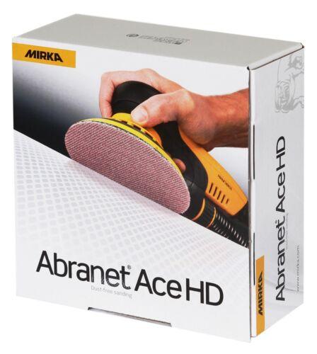Nouveauté 25 Mirka Abranet ACE HD keramikkorn meules 150 mm grain 60