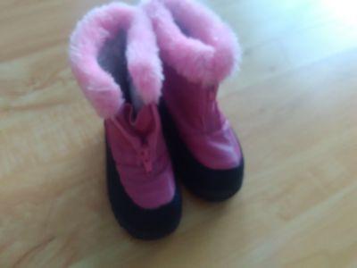 rosa neu Schuhe, große 22, Mädchen