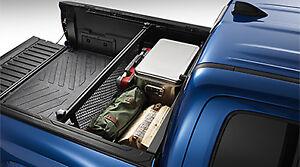 2016 2018 Tacoma Rear Cargo Divider Genuine Factory Toyota
