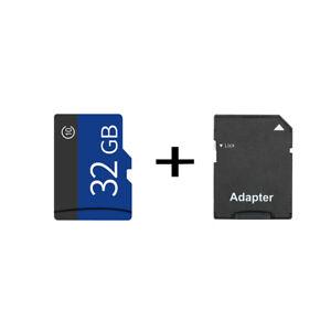 NEW micro-SD Carte Mémoire 1 G 4 G 8 Go 16 G 32 Go Class 10 Original TF Card Reader