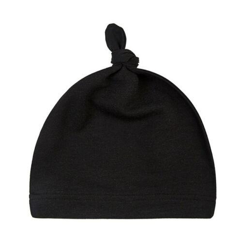 Plain Baby Hat Beanie Warm Sleep Cotton Toddler Cap Kids Newborn Clothing Hat S