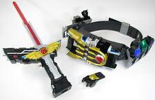 Japan Rare Bandai DX IXA belt Henshin Belt & IXA Calibur Masked Kamen Rider KIVA