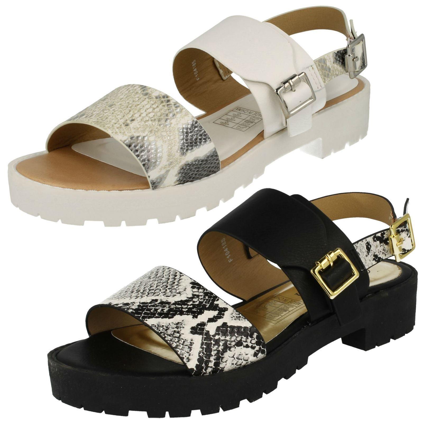 Ladies SALE Savannah Collection sandal F10418 SALE Ladies WAS NOW fefa24