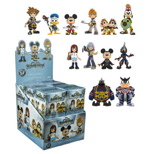 Kingdom Hearts - Mystery Minis GS US Exclusive Blind Box - Set of 12 NEW Funko