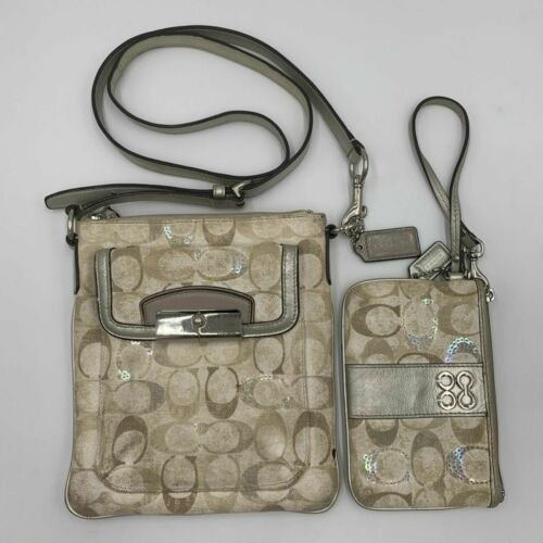 Coach Crossbody & Wristlet