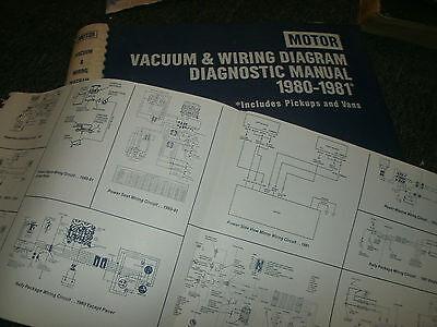 1980 1981 FORD MUSTANG MERCURY CAPRI WIRING VACUUM DIAGRAMS MANUAL SHEETS  SET | eBayeBay