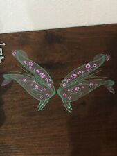 Pieces # 70 Winx Club Fairy Wings Mosaics By Numbers 575