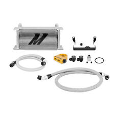 Mishimoto Thermostatic Oil Cooler Kit - Silver - fits Impreza WRX & STi - 2006/7