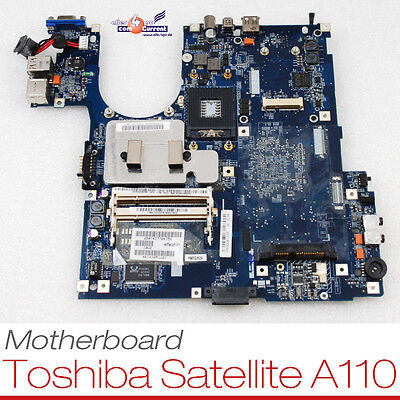 TOSHIBA A110 DRIVERS PC