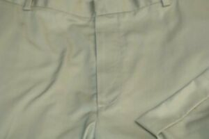 Jos-A-Bank-Men-039-s-Stays-Cool-Beige-Flat-Front-Cotton-Chino-Casual-Pants-42-x-28