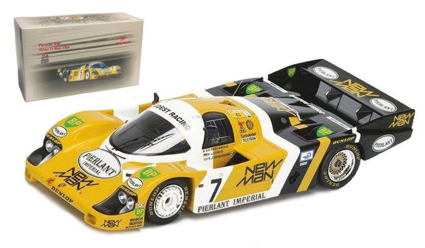 punto de venta de la marca Spark 18LM84 Porsche 956  7 Le Mans Mans Mans Winner 1984-PesCocheolo Ludwig escala 1 18  encuentra tu favorito aquí