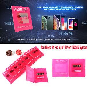 R-SIM15-unlock-RSIM-CARTE-de-remplacement-pour-iPhone-11-Pro-Max-11-Pro-11-systeme-iOS13