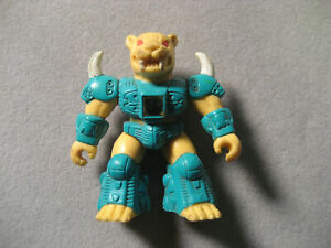Battle-Beasts-Sabre-Sword-Tiger-50-1987-With-Rub