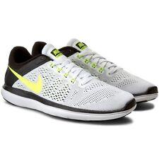 item 2 Nike 2016 Men's Flex TR Training Running Shoes White/Black/Volt Sz  12 Nike 2016 Men's Flex TR Training Running Shoes White/Black/Volt Sz 12