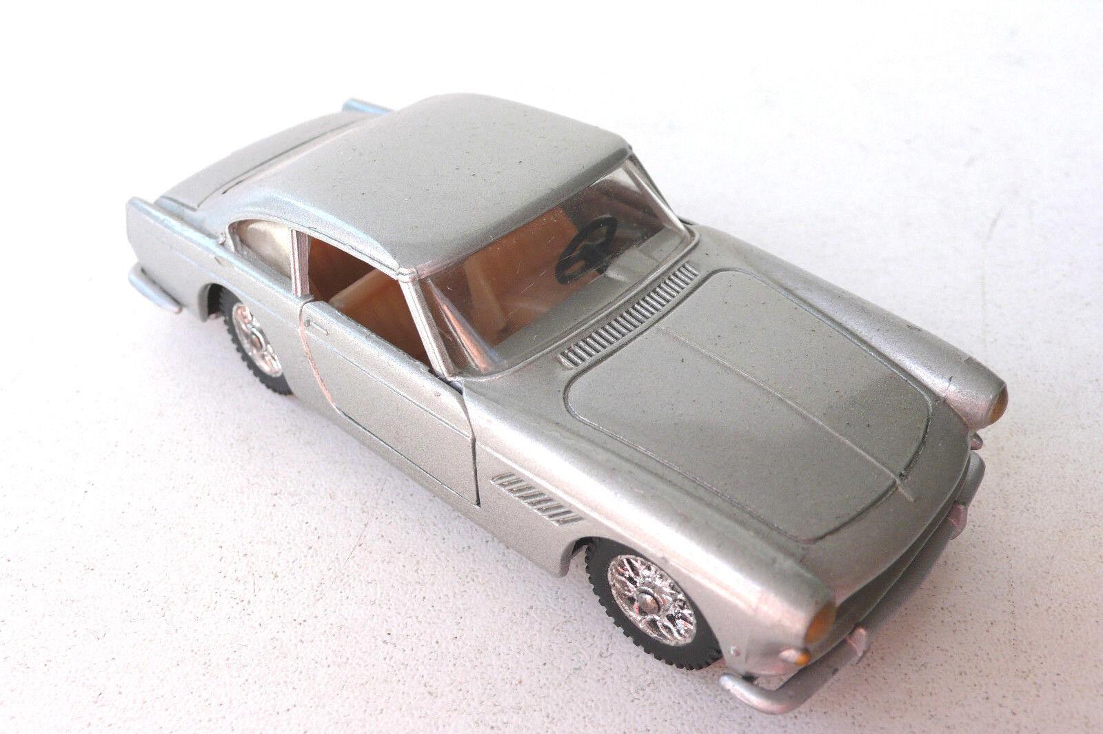 Solido i 43è ferrari 250 gt 2+2 1962  series 100 very good condition ref 123 nº 2  magasin d'usine