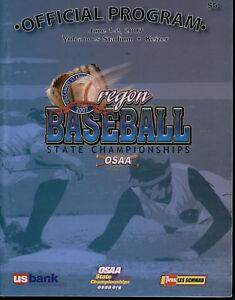 Oregon-2007-OSAA-State-Championships