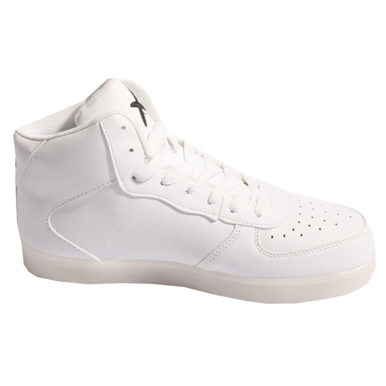 B0511 sneaker uomo uomo uomo WIZE & OPE LIGHT scarpa bianca shoes men 4cc433