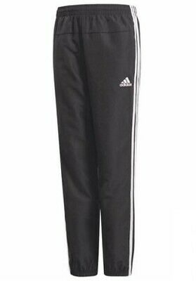 ADIDAS KINDER JOGGING HOSE TRAININGS HOSE GR 140 152 158 164 SCHWARZ | eBay