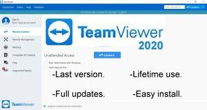 TeamViewer-15-1-Full-updates-Lifetime-license-Remote-desktop-software