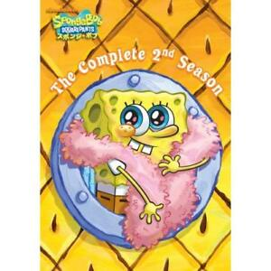 SPONGEBOB SQUARE PANTS Stagione 2 completa box [japan] DVD NUOVO TOM Kenny