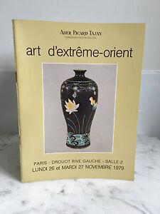 Catalogue-sales-Ader-Picard-Tajan-Art-d-039-Far-East-26-27-November-1979