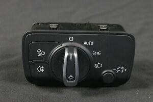 15-924km-Audi-A3-8V-Lichtschalter-Mehrfachschalter-LED-Scheinwerfer-8V0941531G