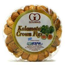 GREEK DRIED KALAMATA  CROWN FIGS  - 5.29 LB(2400Gm)Atteen - anjeer - higos secos