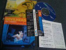 DEVILHEAD , PEARL JAM / pest control /  JAPAN LTD CD OBI