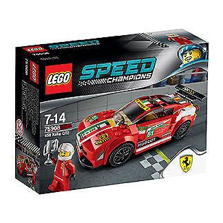 LEGO ® 75908 Speed Champions 458 Italia gt2 NEUF neuf dans sa boîte New