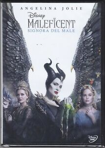 dvd-Disney-MALEFICENT-SIGNORA-DEL-MALE-con-Angelina-Jolie-nuovo-2019