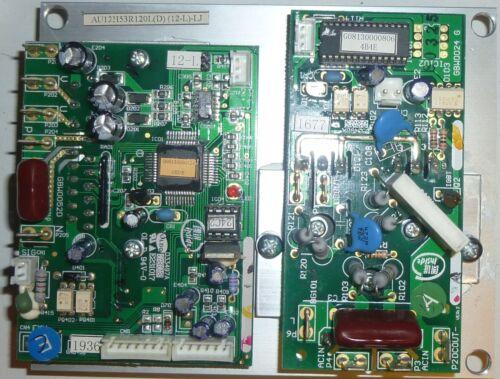 AU12H53R120L Scheda SCR Clima DPM AVS912H