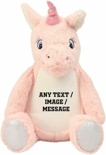Personalised with your Own Text Image Message themed Teddy Bear,Soft Toy.